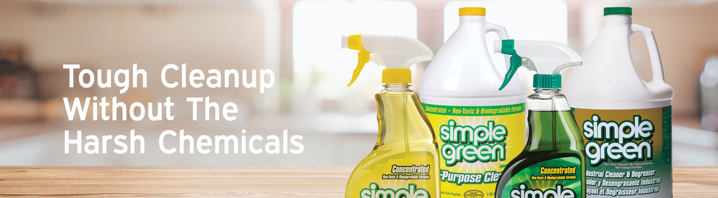 Simple Green Cleaners
