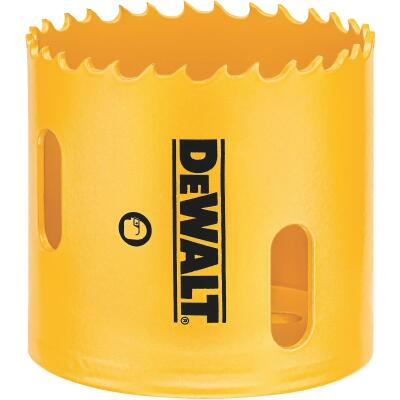 DeWalt 2-3/8 In. Bi-Metal Hole Saw