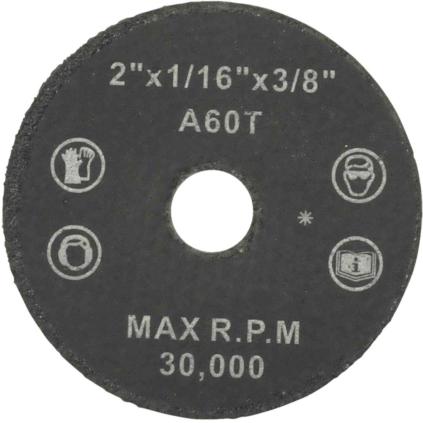 Weiler Vortec 2 In. Type 1 Cut-Off Wheel Image 1