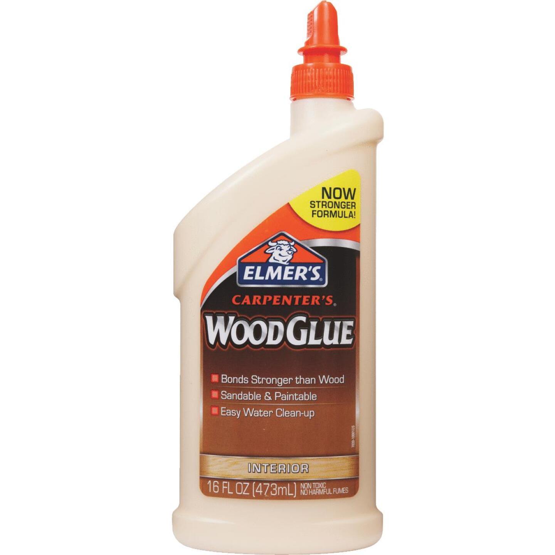 Elmer's Carpenter's 16 Oz. Wood Glue Image 1