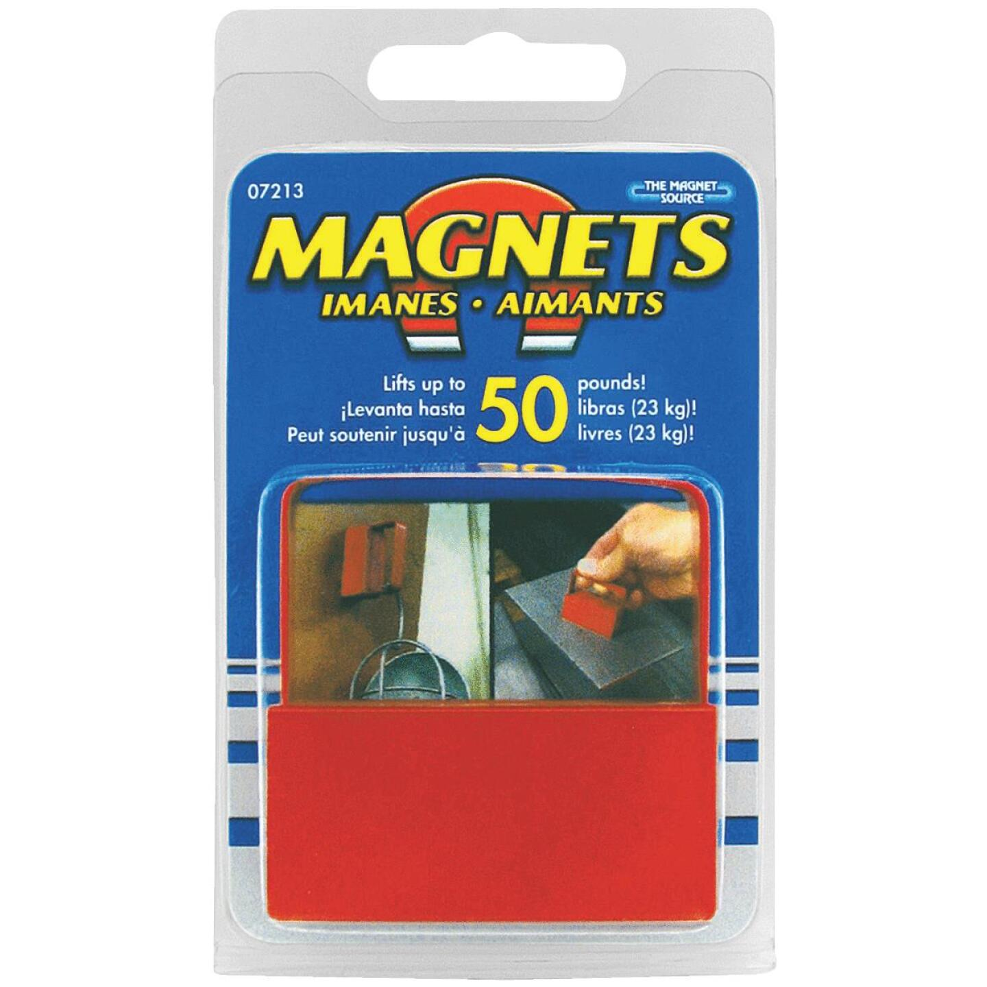 Master Magnetics 2 in. 3/4 in. 1 in. Handle Magnet Image 2