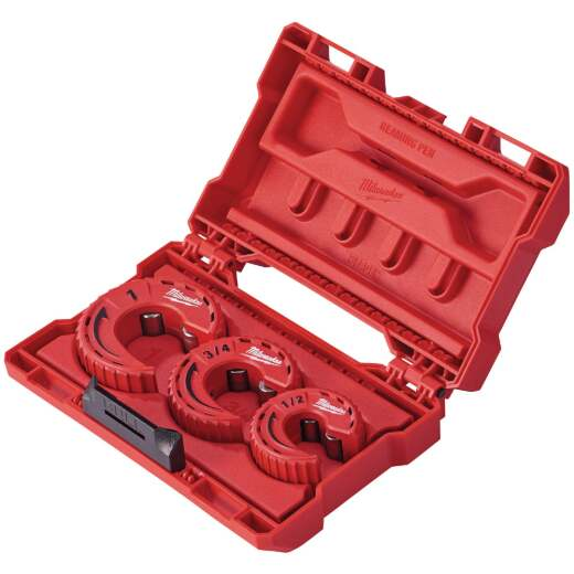 Milwaukee 3-Piece Close Quarters Tubing Cutter Set
