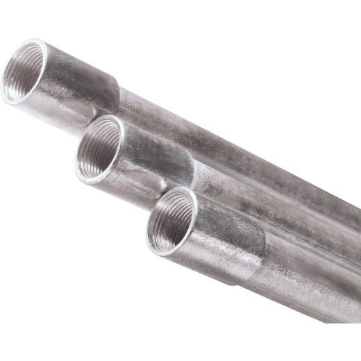 Allied Tube 1 In. x 10 Ft. Rigid (GRC) Metal Conduit