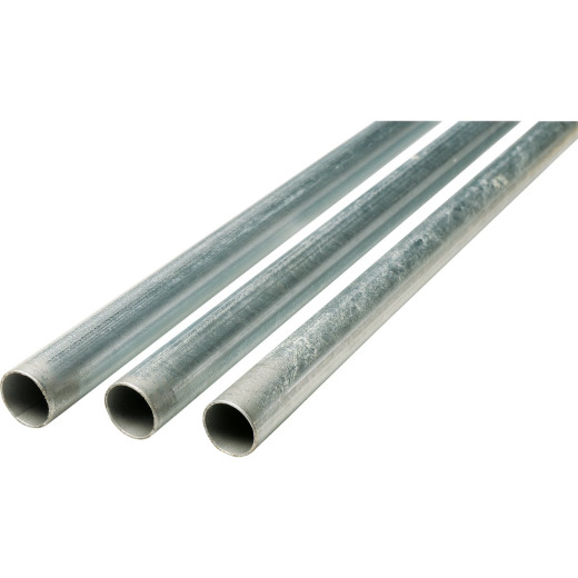 Allied Tube 2 In. x 10 Ft. EMT Metal Conduit