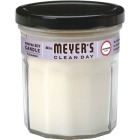 Mrs Meyer's Clean Day 7.2 Oz. Lavender Jar Candle Image 1