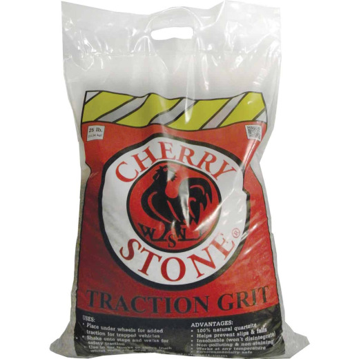 Cherry Stone 25 Lb. Ice Traction Grit