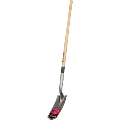 Truper Tru Pro 48 In. Wood Handle 4 In. W. Ditch Spade