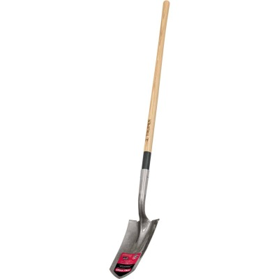 Truper Tru Pro 48 In. Wood Handle 5 In. W. Ditch Spade