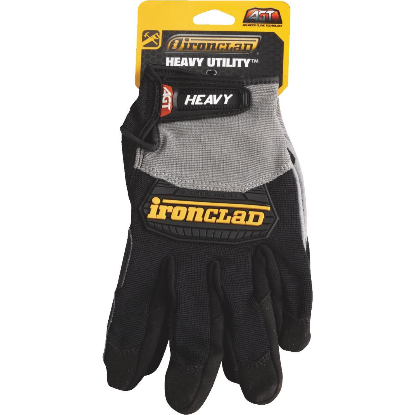 Ironclad Heavy Utility Men's Medium Synthetic Leather High Performance Glove Image 3