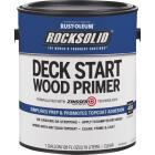 Rust-Oleum RockSolid Clear Exterior Primer, 1 Gal. Image 1