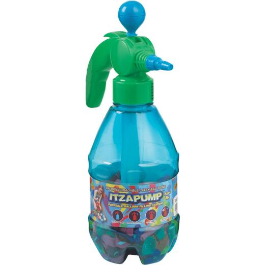 Water Sports ItzaPump Water Balloon Pump with 300 Balloons