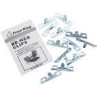 Frost King Plated Outdoor Chair Webbing Clips (12-Pack) Image 1