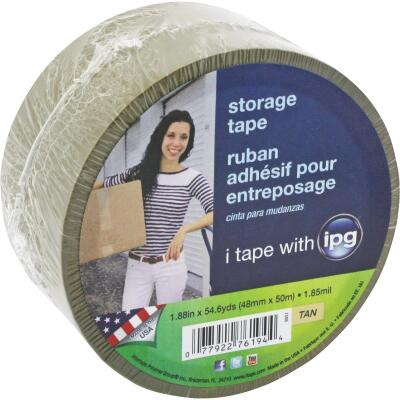 IPG 1.88 In. X 55 Yd. Tan Sealing Tape