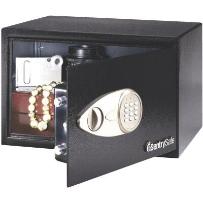 Sentry Safe 0.58 Cu. Ft. Capacity Digital Security Floor Safe